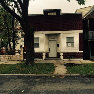 1656 W 38th Place, Chicago, IL 60609 - MLS#: 09580767