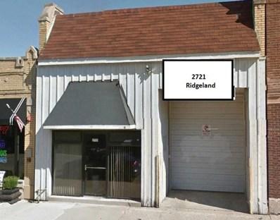 2721 RIDGELAND Avenue, Berwyn, IL 60402 - MLS#: 09588186