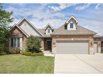 16640 W Huntington Drive, Lockport, IL 60441 - MLS#: 09597270