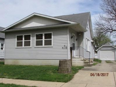 418 N wood Street, Gibson City, IL 60936 - MLS#: 09598945