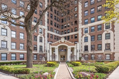 5555 S Everett Avenue UNIT D2, Chicago, IL 60637 - MLS#: 09599580