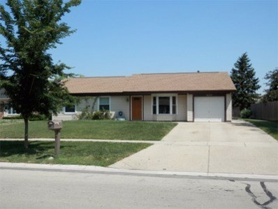 620 Rockhurst Road, Bolingbrook, IL 60440 - MLS#: 09601386