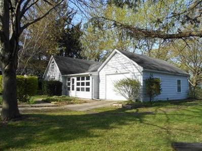 1548 N Hicks Road, Palatine, IL 60067 - MLS#: 09604089