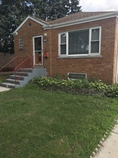 6911 43rd Street, Stickney, IL 60402 - MLS#: 09604350
