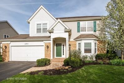 251 Pembrook Lane, Mundelein, IL 60060 - MLS#: 09606975
