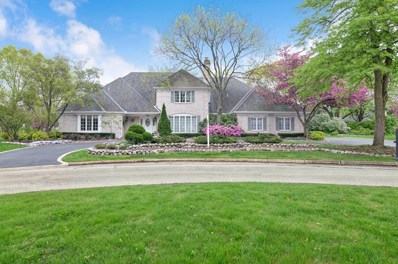 3411 Heritage Oaks Court, Oak Brook, IL 60523 - MLS#: 09608086