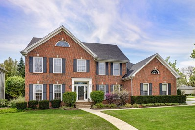 705 Brentwood Court, Glen Ellyn, IL 60137 - MLS#: 09608094