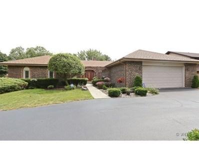 307 Hambletonian Drive, Oak Brook, IL 60523 - MLS#: 09611326