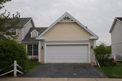 1013 Bentley Lane UNIT 1013, Bartlett, IL 60103 - MLS#: 09613557