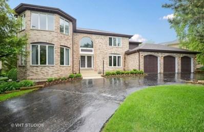 329 Hambletonian Drive, Oak Brook, IL 60523 - MLS#: 09617618
