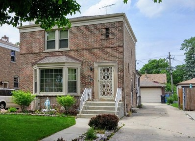 10312 S Sawyer Avenue, Chicago, IL 60655 - MLS#: 09618239