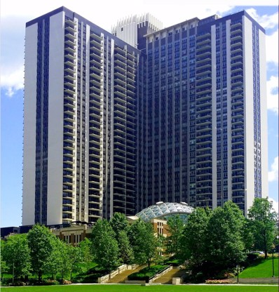 400 E RANDOLPH Street UNIT 2908, Chicago, IL 60601 - MLS#: 09618271