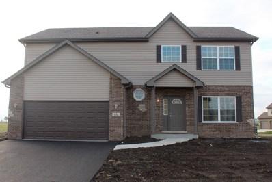 874 Stacey Drive, New Lenox, IL 60451 - MLS#: 09623519