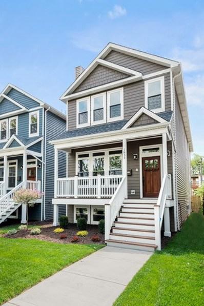 1833 W Balmoral Avenue, Chicago, IL 60640 - MLS#: 09623531