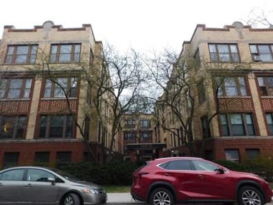 5415 S Dorchester Avenue UNIT 2B, Chicago, IL 60615 - MLS#: 09627271