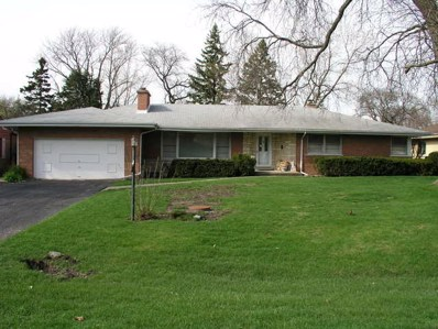 700 EDGEMONT Lane, Park Ridge, IL 60068 - MLS#: 09628207