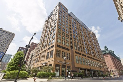520 S State Street UNIT 701, Chicago, IL 60605 - MLS#: 09630377