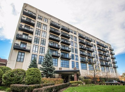 1524 S Sangamon Street UNIT 503, Chicago, IL 60608 - MLS#: 09634937