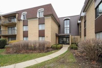 1105 N Mill Street UNIT 215, Naperville, IL 60563 - MLS#: 09639889