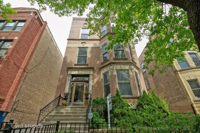 2849 N Burling Street UNIT 2, Chicago, IL 60657 - MLS#: 09640322