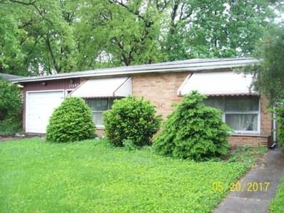 17202 Hawthorne Drive, East Hazel Crest, IL 60429 - MLS#: 09642081