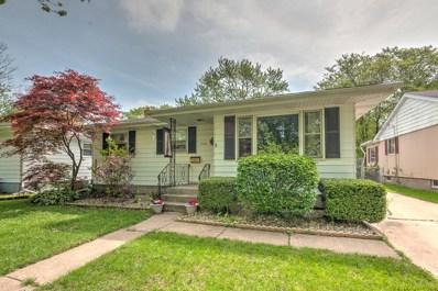 18505 Oakwood Avenue, Lansing, IL 60438 - MLS#: 09642097