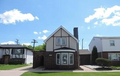 5035 N Forster Avenue, Schiller Park, IL 60176 - MLS#: 09643377