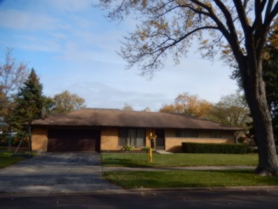 1835 N Walnut Avenue NORTH, Arlington Heights, IL 60004 - MLS#: 09645102