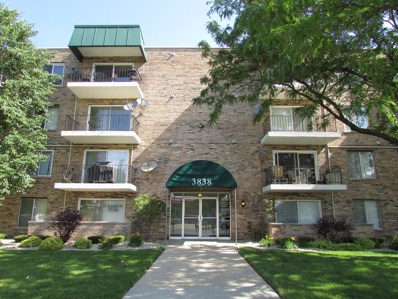3838 W 111th Street UNIT 106, Chicago, IL 60655 - MLS#: 09646506