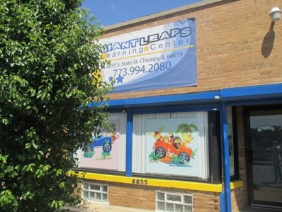 8855 S state Street, Chicago, IL 60619 - MLS#: 09646779