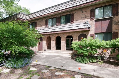7920 Woodglen Lane UNIT 102, Downers Grove, IL 60516 - MLS#: 09648191