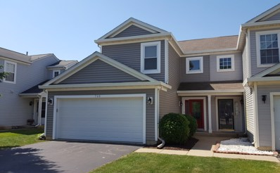 740 WEDGEWOOD Circle UNIT 740, Lake In The Hills, IL 60156 - MLS#: 09649137