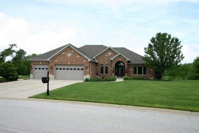 7528 W Pennington Lane, Monee, IL 60449 - MLS#: 09649485