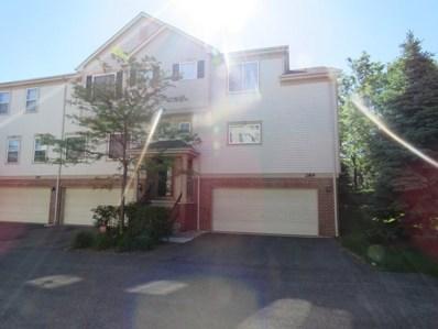 289 Monarch Drive UNIT D, Streamwood, IL 60107 - MLS#: 09649758