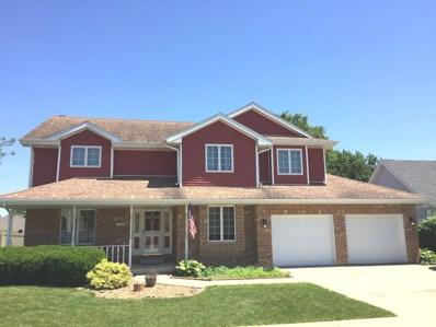1186 Guinevere Lane, Bourbonnais, IL 60914 - MLS#: 09650285