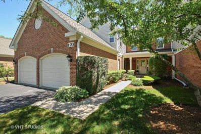 103 Wellesley Court, Glenview, IL 60026 - MLS#: 09652525