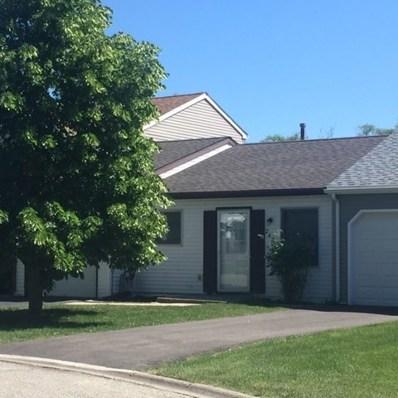 2424 Bridgewater Drive, Woodstock, IL 60098 - #: 09652747