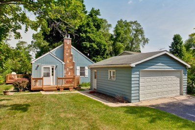 406 Forest Drive, Island Lake, IL 60042 - MLS#: 09654896