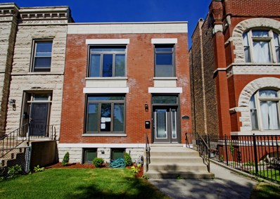 916 S Bell Avenue, Chicago, IL 60612 - MLS#: 09655135