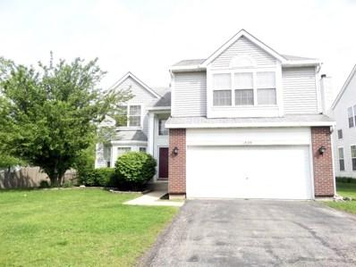 1539 Walnut Creek Drive, Elgin, IL 60123 - #: 09656421