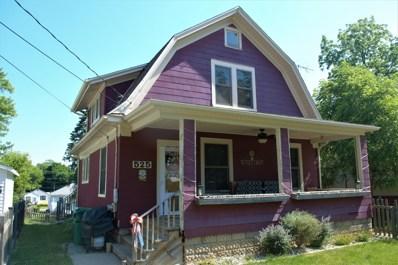 525 E Jackson Street, Woodstock, IL 60098 - MLS#: 09657381