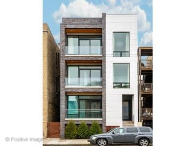 3046 N ASHLAND Avenue UNIT 1, Chicago, IL 60657 - MLS#: 09658280