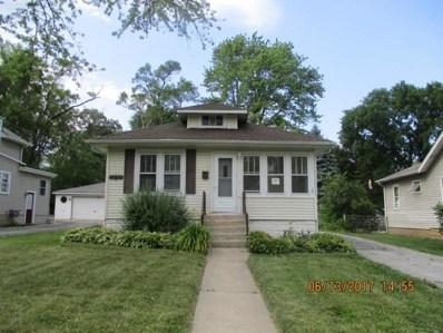 1250 Olive Road, Homewood, IL 60430 - MLS#: 09659230