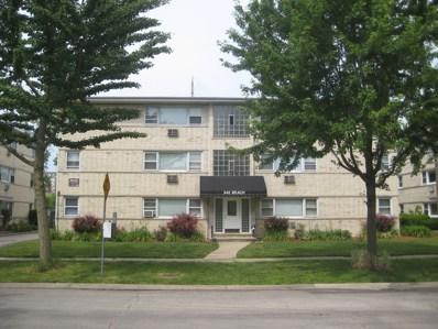 342 Beach Avenue UNIT 1D, La Grange Park, IL 60526 - MLS#: 09660242