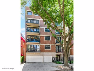 1446 N NORTH PARK Avenue UNIT 5F, Chicago, IL 60610 - MLS#: 09660850