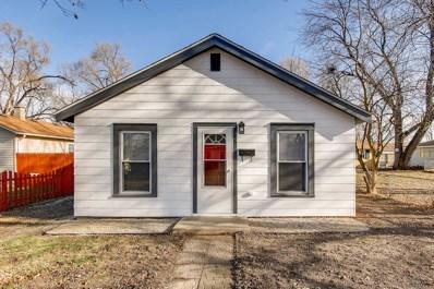 316 S Park Road, Joliet, IL 60433 - MLS#: 09661272