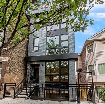 1907 S Allport Street UNIT 3, Chicago, IL 60608 - MLS#: 09661603