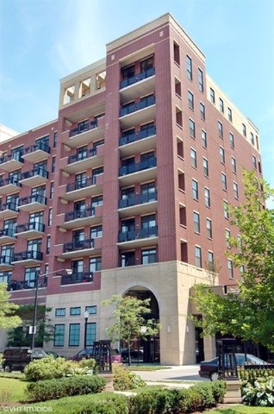 811 W 15th Place UNIT 609, Chicago, IL 60608 - MLS#: 09662275