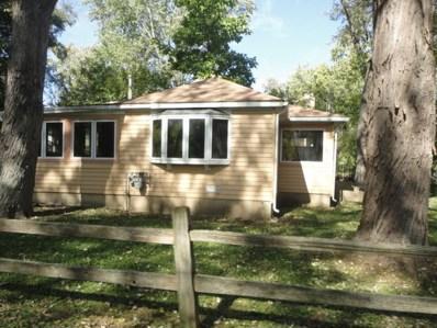 3015 S Bergman Drive, Holiday Hills, IL 60051 - MLS#: 09662317