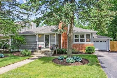 120 W Hillside Avenue, Barrington, IL 60010 - MLS#: 09662349